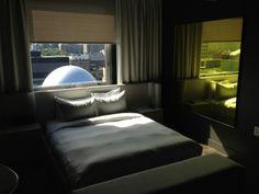 Hotel Zero 1, design et sympa, dans le quartier des arts.