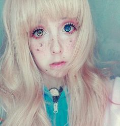 Kawaii Klub - Yesterday I recorded a makeup tutorial I hope it turn out well and I can upload it this week. I'll cross my fingers tho  #Makeup #livingdoll #Manga #ulzzang #ootd #outfit #fashion #Harajuku #Harajukufasion #Alternativefashion #Japanesefashion #ulzzangmakeup #Anime #cute #kawaii #selfie #selca #かわいい #はらじゅく #あきはばら #がくせい #おたく #あにめ #まんが #ファッション #にほん #まんが #あきはばら #얼짱 #셀카 by reivaille - #kawaii #kawaiiklub #cute #toocute #fave #love #perfect #amazing #awesome #nice #doubletap #good…