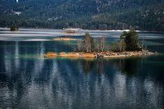Photos de Bavière - Sorties Photos 2014 - https://www.facebook.com/destinationbaviere - Lac Eibsee #Bavière