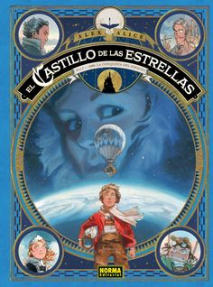 Castle in the Stars: The Space Race of 1869 by Alex Alice, translated by Anne Smith and Owen Smith, RL 4 Jules Verne, Miyazaki, Alex Alice, Akira, Science Fiction, Rue De Sevres, Space Race, Comic Styles, Free Reading