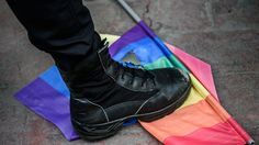 Turkish capital bans gay rights functions  ||  The governor's office says the move has been taken on security grounds and to protect public order. http://www.bbc.com/news/world-europe-42043910