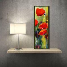 HOLIDAYS SALE 20% OFF, Christmas 2017 Sale. The beautiful Christmas colors in a poppy art print by Miri Lavee. A unique holiday gift for yourself, family or friends. This poppy art illuminate the room with the blessing of blossom & liveliness. To see it in Etsy shop, Click on the photo or copy the link: https://www.etsy.com/MiriLaveeArt/listing/566519787/listing #christmasgifts #christmasgiftsideas #christmascolors #holidaydecor #holidaygift #mirilavee