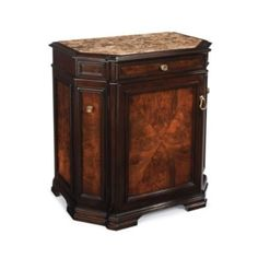 Newport Mini Bar Single Door Cabinet.