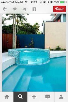 Zwembad idee