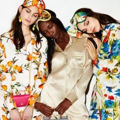 Read Pyjama Party and get inspired by Dolce & Gabbana Luxury Magazine suggestions. Pajama Party Grown Up, Soirée Pyjama Party, Pajama Party Outfit, Pj Party, Pajamas For Teens, Best Pajamas, Cozy Pajamas, Pajamas Women, Girls Pajamas