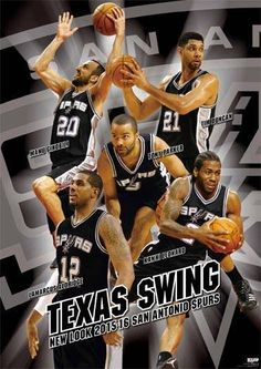 SAN ANTONIO SPURS! I  am  a Chicago  Bulls  fan  but if it's any team that I  respect in the association it's the San Antonio Spurs.