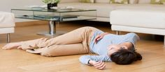 Sniffing and gasping can prevent fainting  - Read more at: http://ift.tt/1OD7CDU