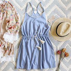 Chambray Shadows Dress