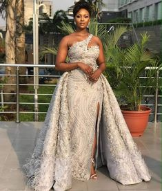Custom Wedding Dresses and Bridal Gowns from The USA – wedding gown African Fashion Dresses, African Dress, Dress Fashion, African Wedding Attire, Nigerian Wedding Dress, Custom Wedding Dress, Wedding Lace, Custom Dresses, Blush Wedding Gowns
