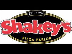Shakey's Pizza Radio Commercial 1970's 01