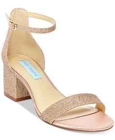 d157ca26661093 Blue By Betsey Johnson Miri Evening Sandals