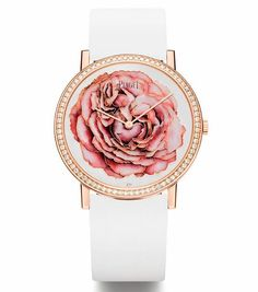 Piaget Honors the 'Queen of Flowers' with Rose Passion Collection | Jewels du Jour
