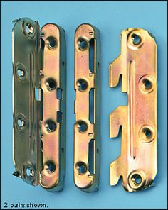 Mortise-Free Bedlocks - Hardware