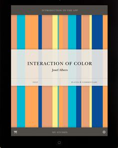 Interaction of Color app, $10