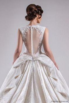 een prachtige elegante rug. love it !