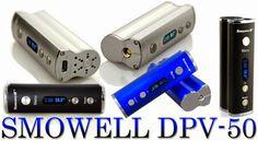 Vapor Joes - Daily Vaping Deals: PRICE DROP: AUTHENTIC SMOWELL DPV-50 - 50 WAT BOX ...