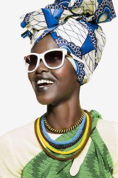 Mary Maguet for Flair http://www.facebook.com/africafashionweekla