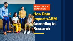 With modern ABM, your garden-variety leads list simply won't cut it anymore. You need data points that have a real impact on ABM results. Growth Hacking, Growing Your Business, Research, Led, Marketing, Tips, Garden, Modern, Search