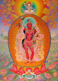 Yumka Dechen Gyalmo - Queen of Great bliss