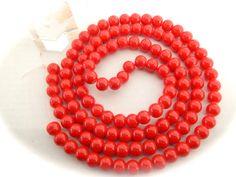 Cristal Gloss color G2 8mm, collar con 105 cuentas $12.00 precio especial a mayoristas. mazo de 20 collares $180.