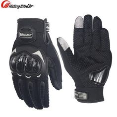 Genuine Riding Tribe Moto Motorcycle Gloves Men Women Winter&Summer Gants Luvas Guantes Motocross Protective Gear Racing Gloves
