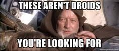 In celebration of May 4, we are using the hashtag #SalesJedi in reference to a Brian Tracy QOTD for the first and only time! #4thbewithyou