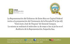 Centenario Escuela Nº12- General Campos