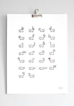 Helveticat!