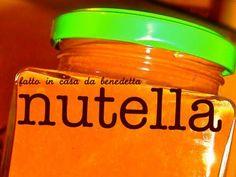 NUTELLA FATTA IN CASA DA BENEDETTA
