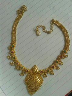 Gold Jewelry In Nepal Code: 9591672225 Gold Jhumka Earrings, Jewelry Design Earrings, Gold Earrings Designs, Gold Jewellery Design, Gold Necklace Simple, Gold Jewelry Simple, Nepal, Gold Haram, Chocker
