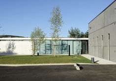 Gallery of Aseptic Office and Lab / AUM architecture - 21