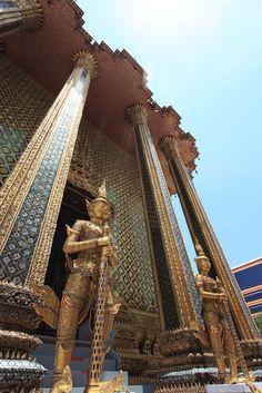 Grand Palace, Bangkok   Flickr - Photo Sharing!