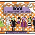 Want a fun seasonal way to practice sight words??