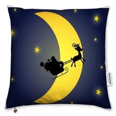 Christmas cushion design by Enea Andreea