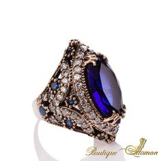 #jewelry Hareem Exclusive Collection Ring HS-0021  #jewelry #ottoman