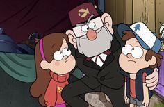 GRAVITY FALLS. La Tiendita de Recuerdos de los Horrores. ⭐️🌲 Mabel. Dipper. Stan.