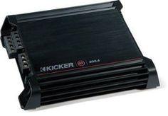 KICKER DX200.4 200 WATTS 4-CHANNEL AMPLIFIER by Kicker. $99.99. KICKER DX200.4 200 WATTS 4-CHANNEL AMPLIFIER