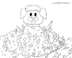 Autumn Coloring Pages | Free Printable} Fall Coloring Pages - Kids Activities Blog