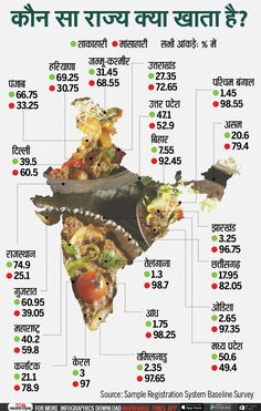 Infographic in Hindi:Infographic: STATE eaters - Navbharat Times