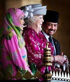 State visit of Queen Beatrix to the Sultanate of Brunei