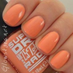 Superdry Nail Paints for SS12 - Rose Pink