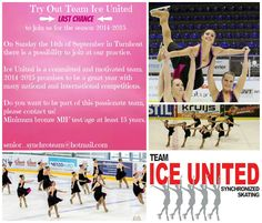 Try Out TEAM ICE UNITED