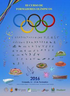 Curso de Formadores Olímpicos y reunión de coordinación en el Centro de Estudios Olímpicos de la Universidad de Granada
