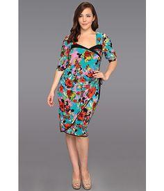 Kiyonna Portia Pin Up Dress