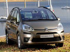 Citroën C4 Grand Picasso 2011 s