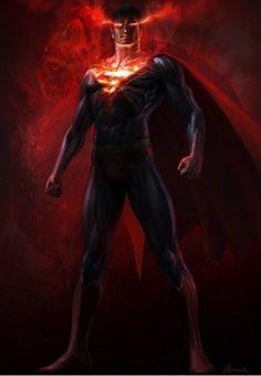 Man of Steel Concept Art 8
