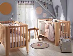 Une chambre de bébé naturelle et scandinave - Marie Claire Maison