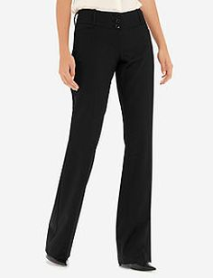 Lexie Collection Classic Flare Pants