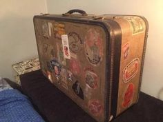 valija vintage