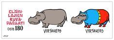 Eläinsanasto | NEN sarjakuvat Finland, Peanuts Comics, Funny, House, Egg As Food, Home, Funny Parenting, Hilarious, Homes